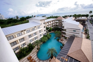 Sea Breeze Jomtien Resort 3 (Сиа Бриз Джомтьен Резорт 3)