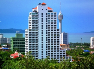 Quality Resort at Pattaya Hill 3 (Куалити Резорт Паттайя Хилл 3)