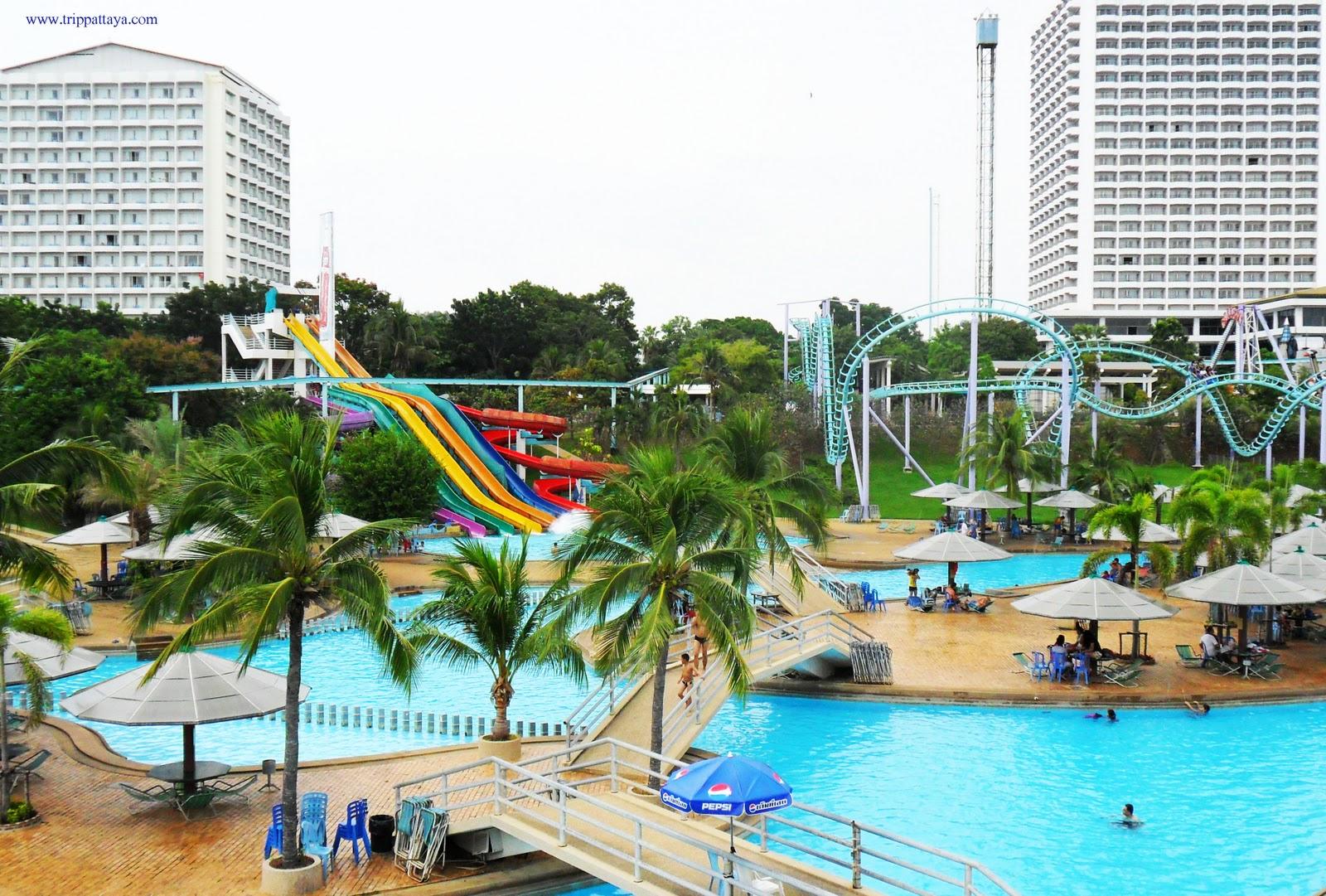 Парк развлечений Паттайя Парк